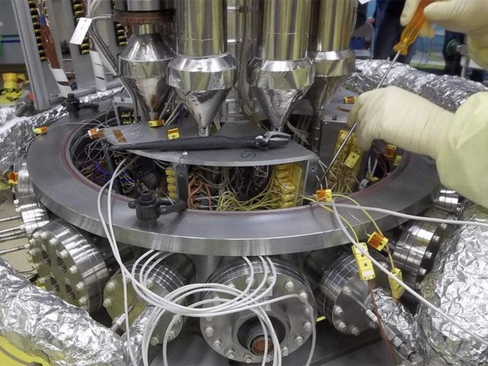 Ядерный реактор для освоения Луны и Марса успешно прошел испытания