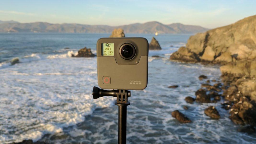 Тестируем камеру GoPro Fusion: для любого ракурса