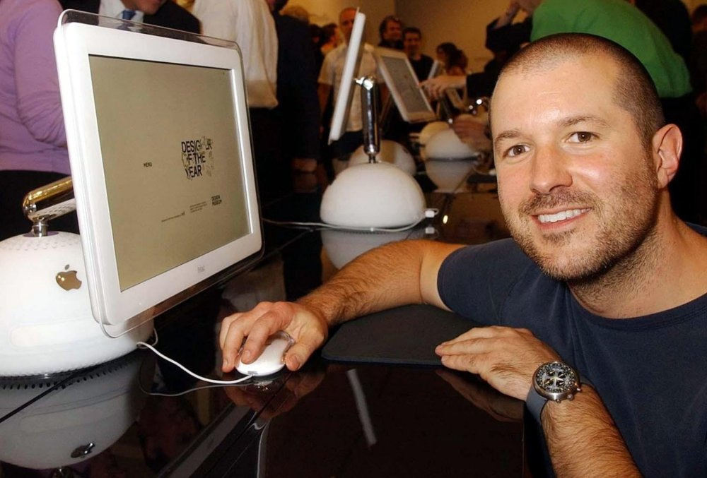 История гения: Джонатан Айв - второй от Apple