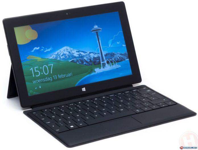 Microsoft готовит конкурента iPad