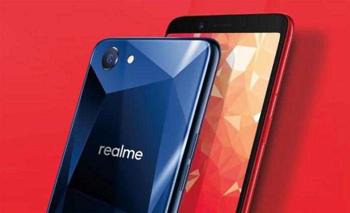 OPPO представила доступный смартфон Realme 1