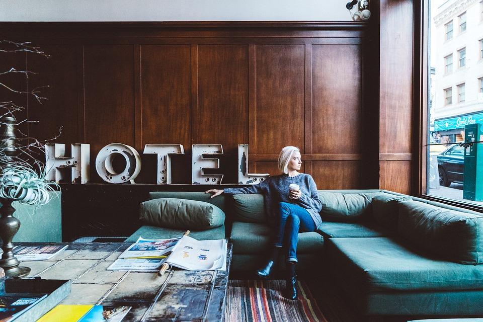 забронировать отель онлайн
