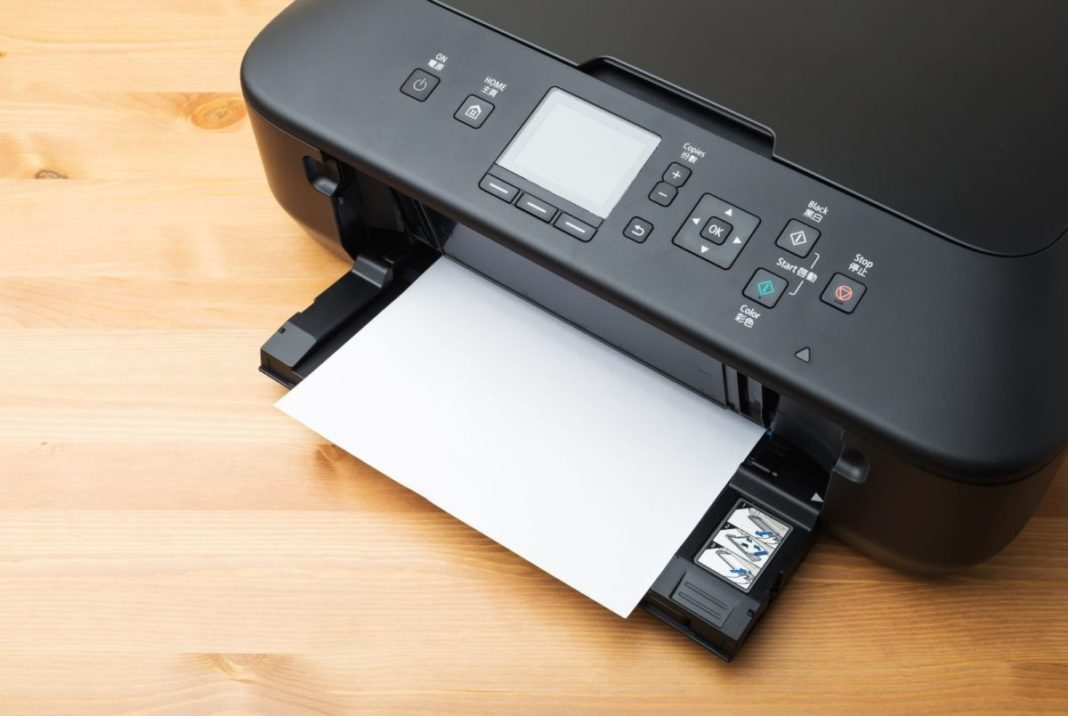 Как напечатать большое изображение на нескольких страницах