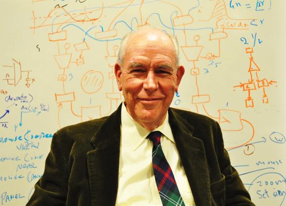 История гения: Айвен Сазеренд – отец компьютерной графики
