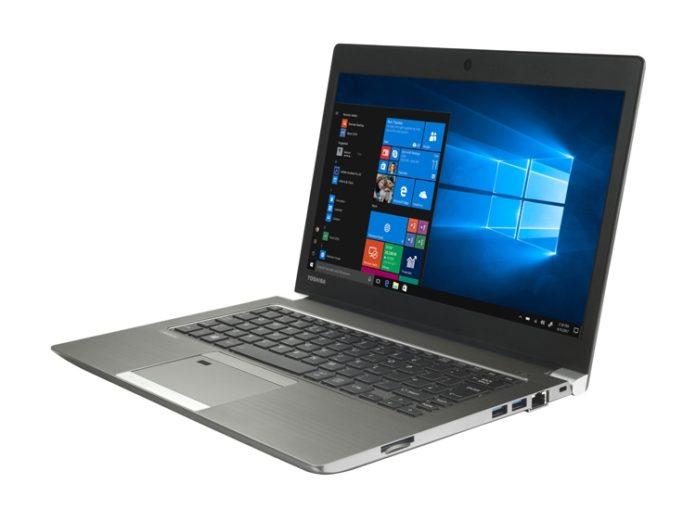 Toshiba представила ноутбук Portege Z30-E