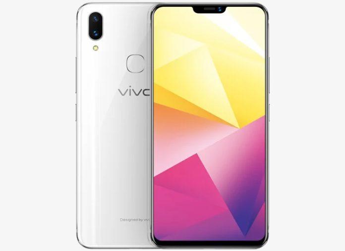 Vivo X21i получил дисплей, занимающий 90,3% площади передней панели
