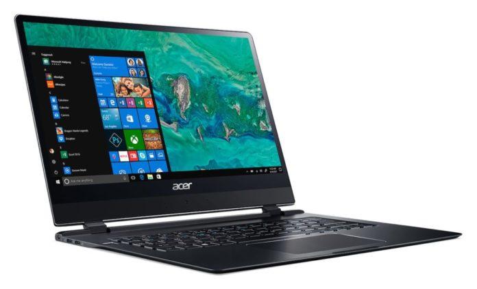 В Российской Федерации начал реализовываться самый тонкий вмире ноутбук