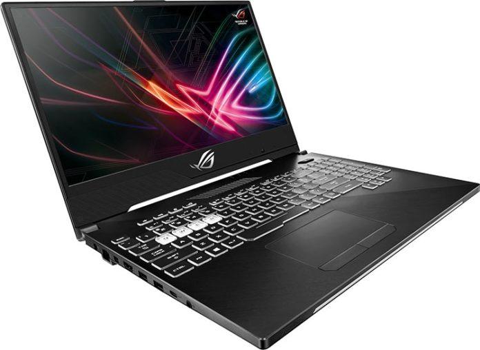 ASUS выпустила ноутбуки для фанатов шутеров и MOBA-игр