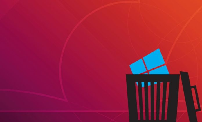 Пока, Windows: как установить Ubuntu