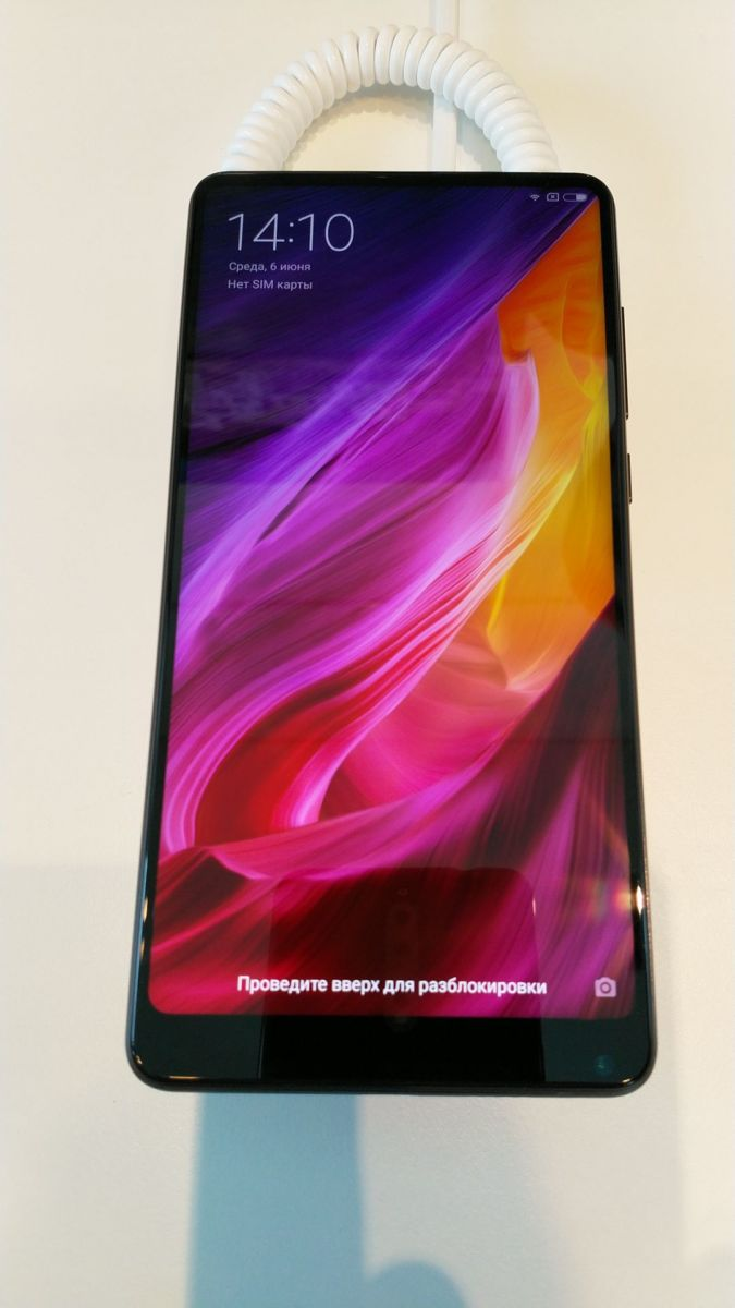 Xiaomi представила новые смартфоны Mi MIX 2S и Redmi S2