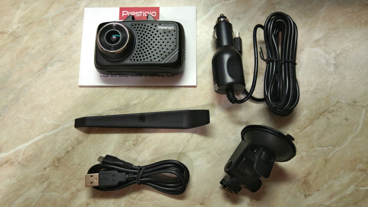 Дорога под присмотром: тест видеорегистратора и радардетектора Prestigio RoadScanner 700 GPS