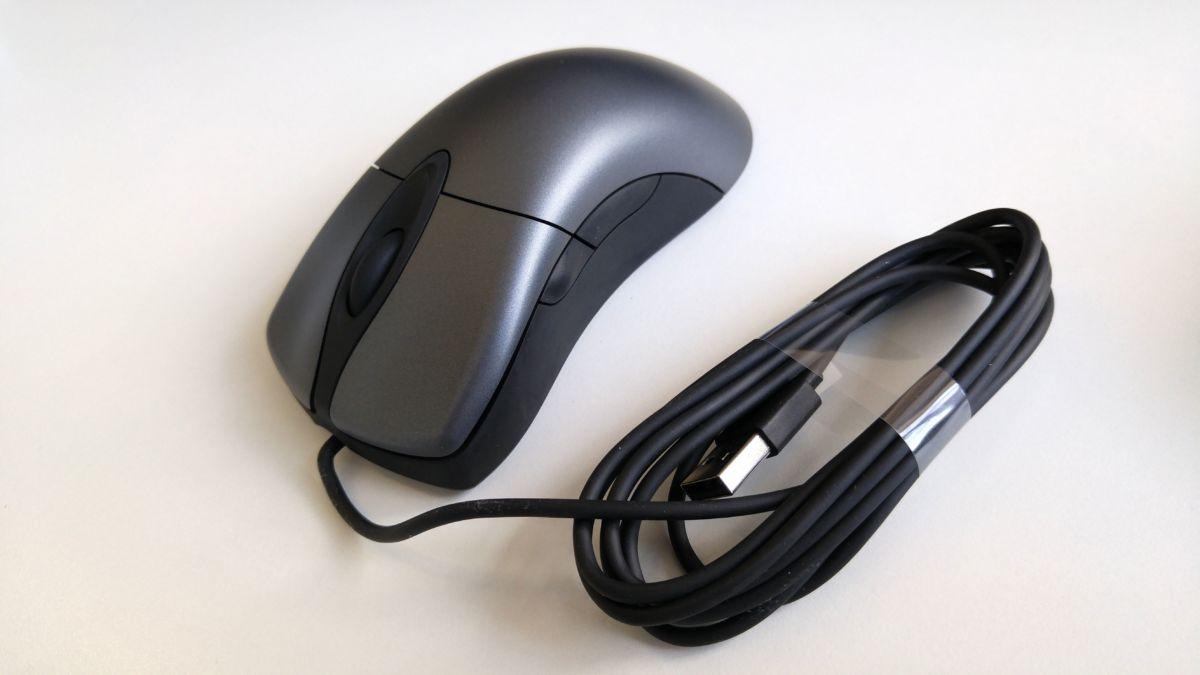 Обзор мышки Microsoft Classic Intellimouse: комфортный универсал