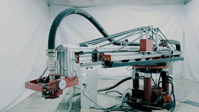 В России начато производство самых больших в мире строительных 3D-принтеров