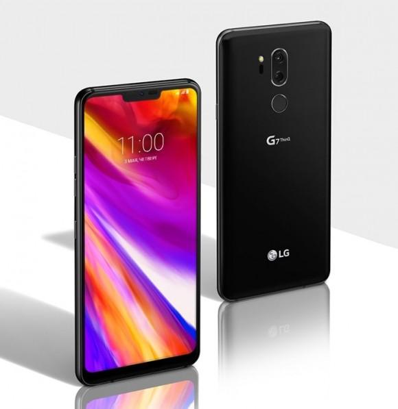 В России за покупку флагмана LG G7 ThinQ можно получить телевизор в подарок