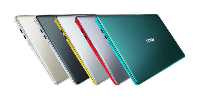 Новая линейка ноутбуков ASUS VivoBook включает четыре модели
