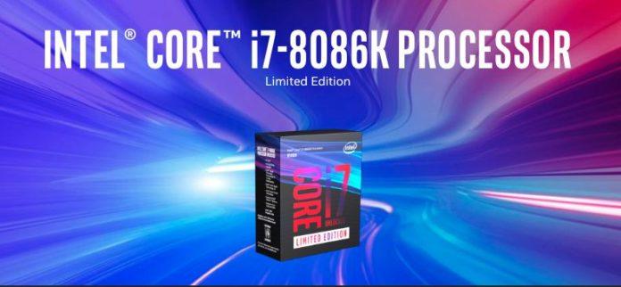 Intel анонсировала свой первый процессор частотой 5 ГГц