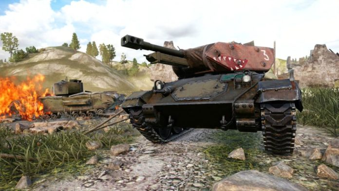 Консольная World of Tanks получит крупнейшее обновление в истории