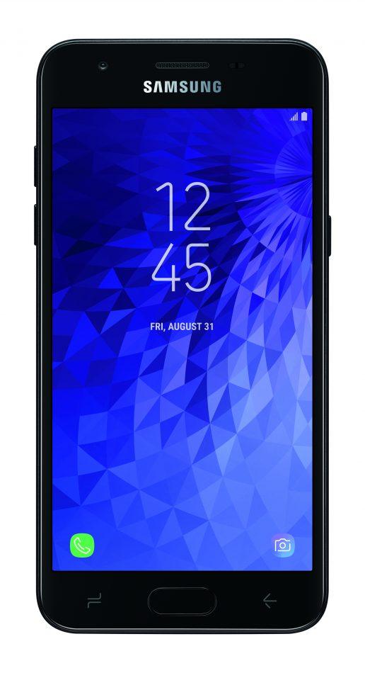 Samsung анонсировала бюджетные Galaxy J3 и Galaxy J7 2018