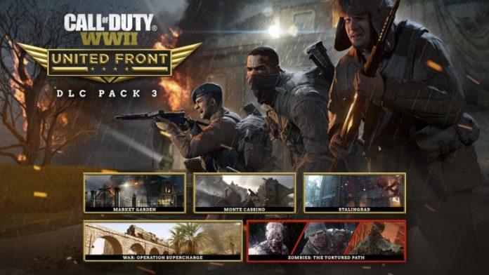 В Call of Duty: WWII можно будет сразиться за Сталинград
