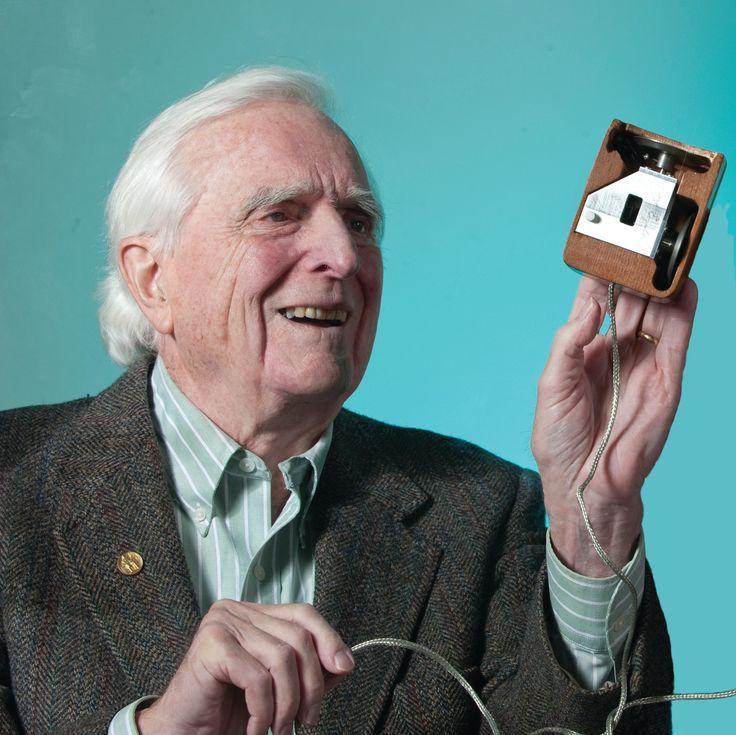 История гения: Дуглас Энгельбарт — изобретатель мыши