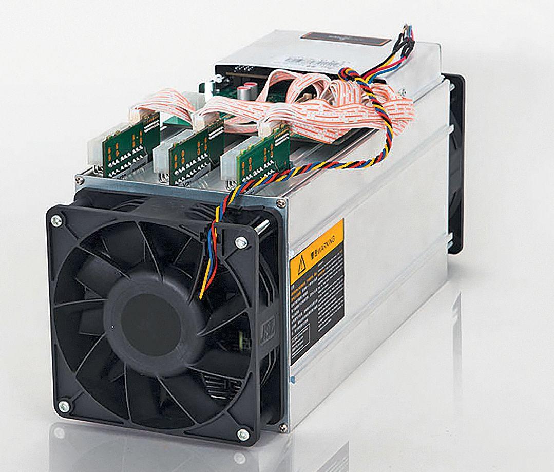 Специальное оборудование AntMiner S9 с высокой эффективностью решает криптографические задачи. Такое участие в блокчейне оценивается в 12,5 BTC