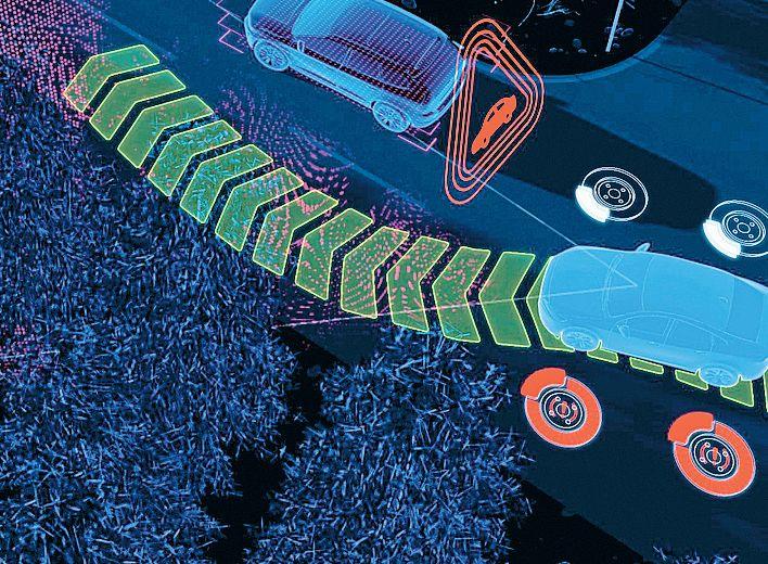 Дороги настоящего и будущего: автомобили в сети