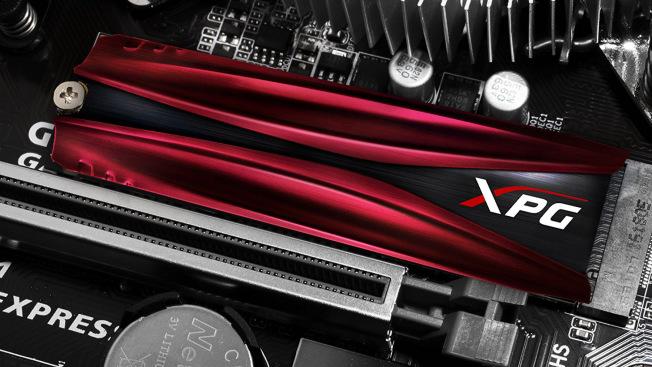 Тест и обзор Adata Gammix S11 480GB: M.2 SSD для геймеров