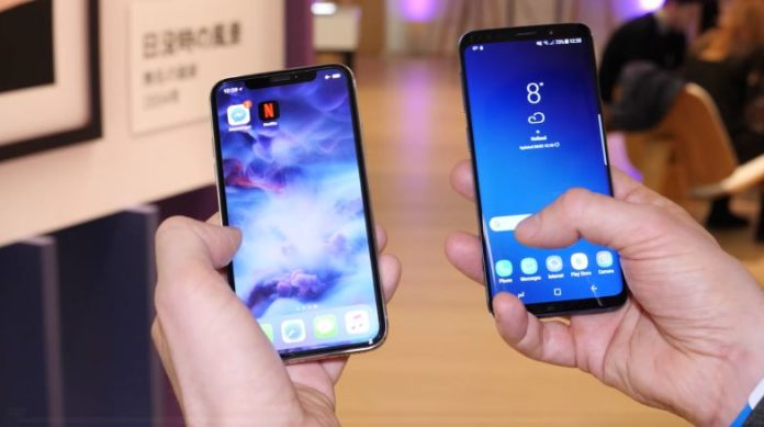 iPhone X против Galaxy S9 и S9 Plus: какой смартфон лучше?