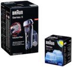 Braun Series 5 5050cc inkl. 2 Reinigungskartuschen