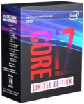 Intel Core i7-8086K Limited Edition Boxed