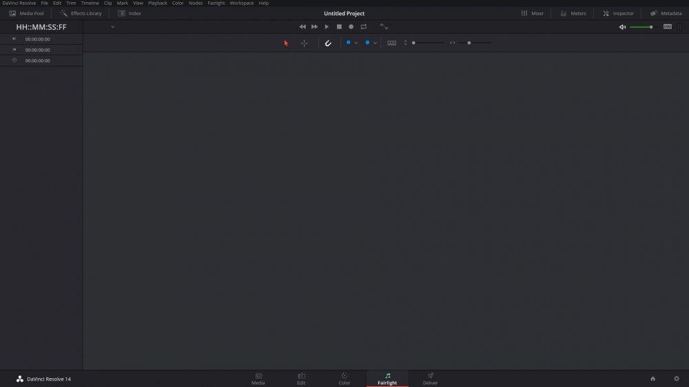 Видеоредактор DaVinci Resolve: базовая информация для начинающих