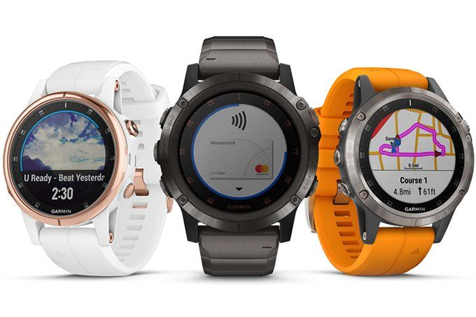 Первые умные часы с пульсоксиметром от Garmin стоят неожиданно дорого