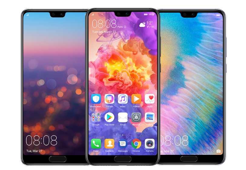 Тест и обзор Huawei P20: как iPhone X, только на Android