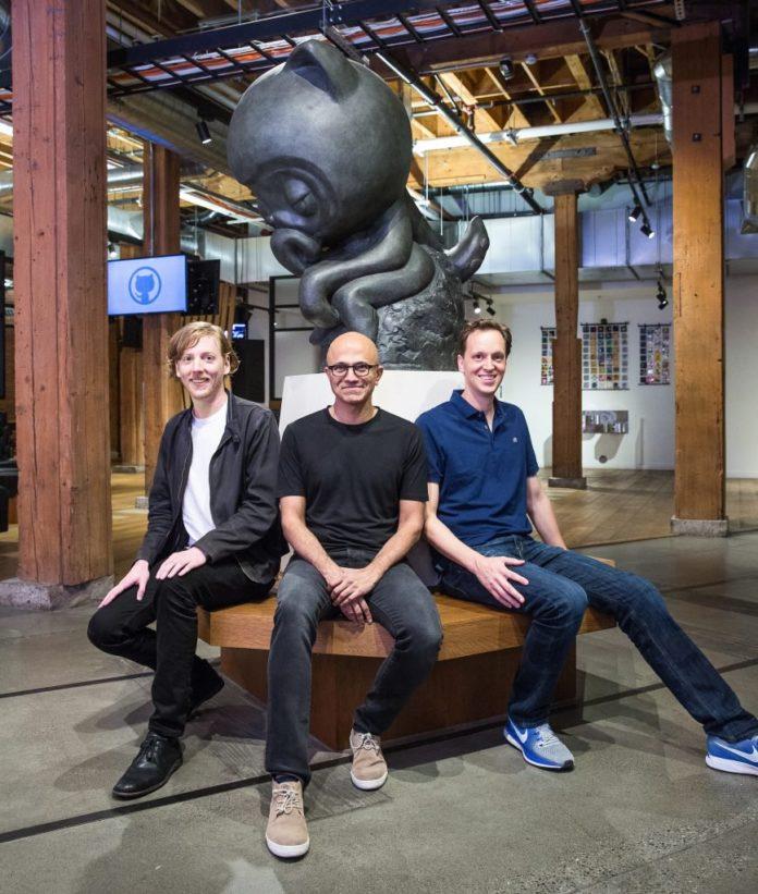 Microsoft потратит $7,5 миллиарда на покупку GitHub