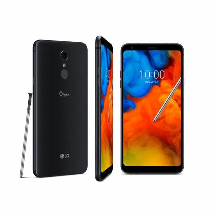 LG анонсировала защищенные смартфоны со стилусом