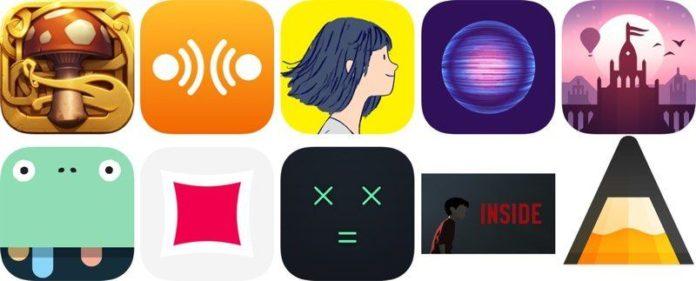 Названы лучшие приложения для iPhone и iPad 2018 года