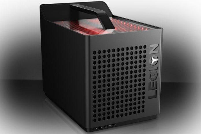 Lenovo анонсировала геймерские ПК кубической формы