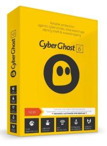CyberGhost 6:Почти анонимный серфинг в Интернете