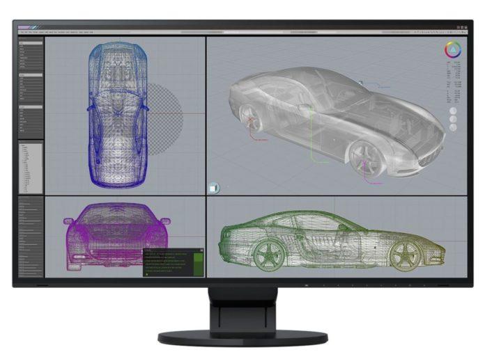 Тест и обзор Eizo FlexScan EV2785-BK: новые горизонты офисного мониторостроения