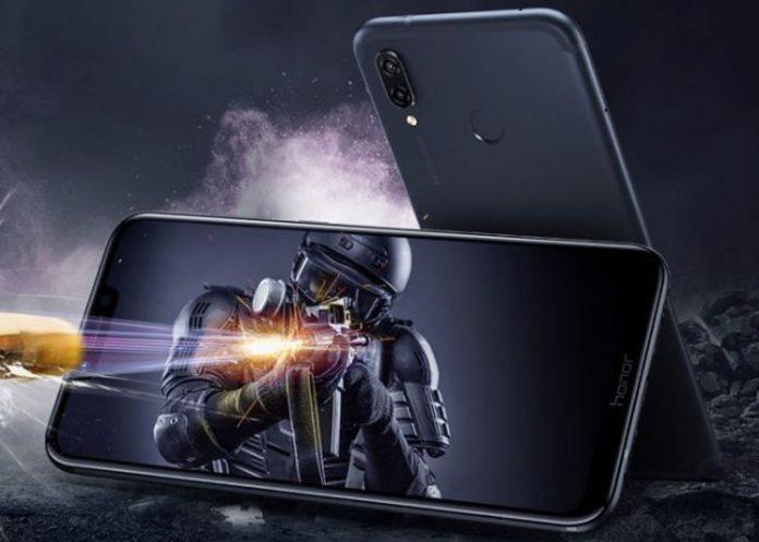 Huawei представила смартфон с геймерским GPU Turbo