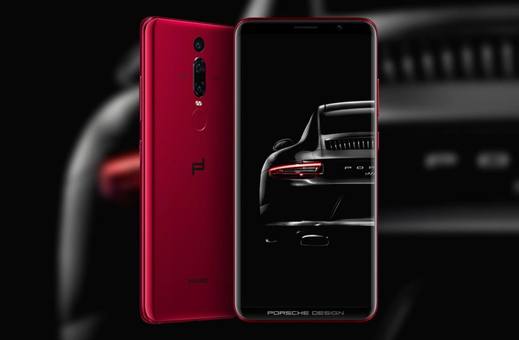 Обзор Huawei Mate RS Porsche Design: между P20 Pro и Samsung