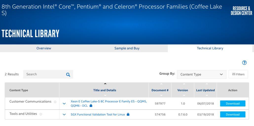 Ответный удар от Intel: раскрыты планы по 8-ядерному Xeon-E