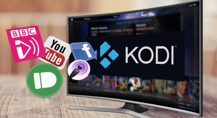 Как настроить дистанционное управление медиаплеером Kodi