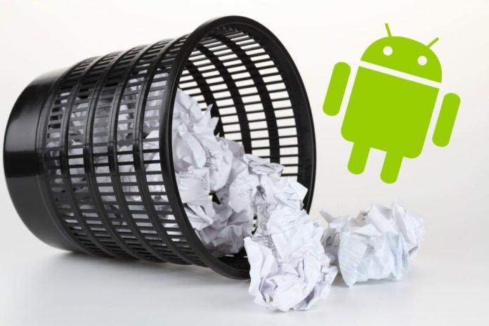 Как восстановить удаленные файлы на Android-смартфоне