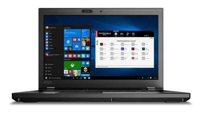 Lenovo представила сверхмощный ноутбук со 128 ГБ оперативной памяти