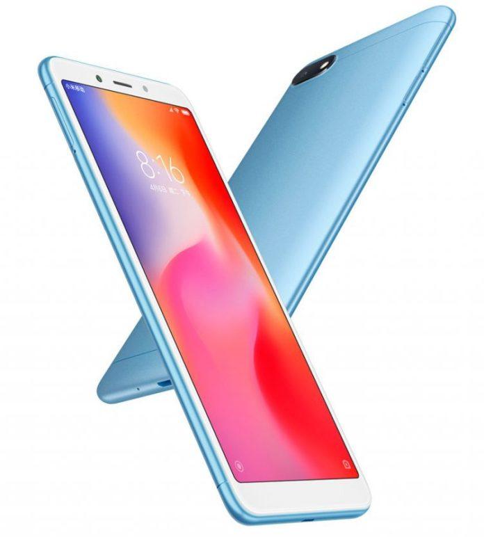 Бюджетные смартфоны Xiaomi Redmi 6/6A получили 5,45-дюймовые дисплеи