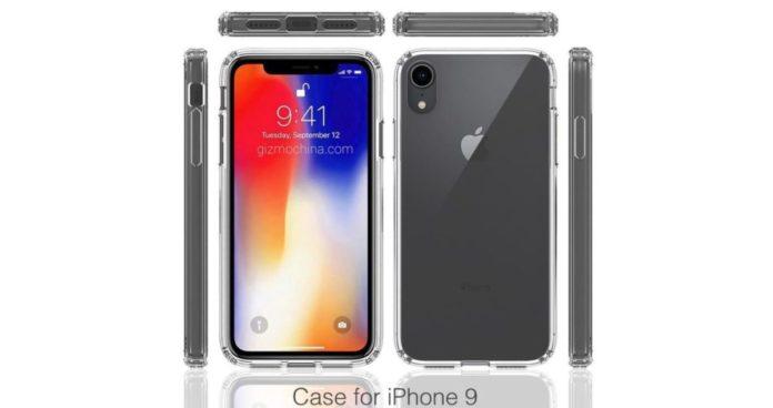 iPhone 9 показали со всех сторон