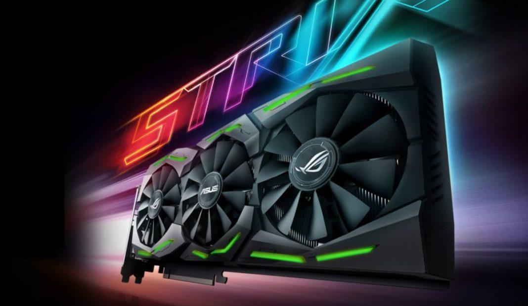 Обзор видеокарты ASUS ROG Strix Radeon RX Vega 64 Gaming OC Edition