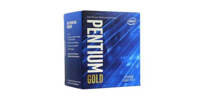 Обзор Intel Pentium Gold G5600: Недорогой процессор с графической подсистемой