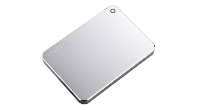 Toshiba Canvio Premium 3TB